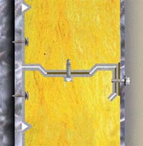 Крепеж EJOT для профилированных листов, кассетных панелей и сэндвич-панелей